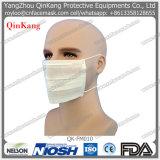 Maschera di protezione di carta a gettare con i Orecchio-Cicli elastici o i Testa-Cicli elastici