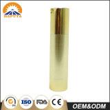 15ml~50ml贅沢な金または銀のめっきの装飾的なローションのびん