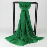 Varia sciarpa pura di Bestsell della viscosa di colore 100% con il prezzo poco costoso