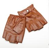 本革の手袋