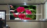 Afficheur LED polychrome d'intérieur de medias d'étape de loyer