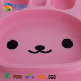 Bebê bonito Placemat da forma do coelho da alta qualidade para a venda