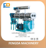 Maquinaria do processamento de alimentação da pelota para o condicionador Moinho-Diferente de Diametercylinder da alimentação