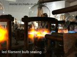 Máquina que sopla del shell de cristal