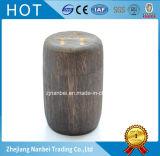 習慣によって焼き付けられる表面型の木の茶ギフト用の箱