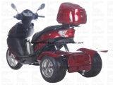 Movimiento elec Trike del disco EPA del Cdi de la motocicleta de Zhenhua Pst150-18 150cc