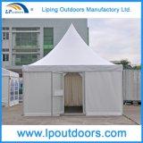 tenda variopinta alla moda del Pagoda del padiglione di 5X5m