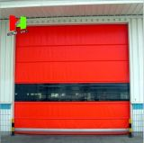 Comercial enrollable Bug Doorf puertas plegables (Hz-FC0530)