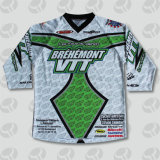Custom Sublimation Respirável Motorcross Gear Suit