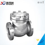 Задерживающий клапан качания литой стали фабрики API6d Китая