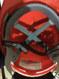 Шлем минирование шлема безопасности Qj100 горнорабочей