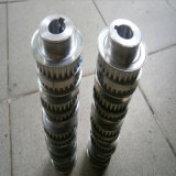 Hochgeschwindigkeitsgang für Produktion und das Aufbereiten Aluminiumlegierung-synchroner Timingscheibe M