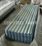 Panneau de mur/tuile extérieurs galvanisée couvrant la tôle d'acier