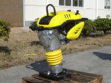 Wacker Maschine mit Benzin-Motor-Abdämmen-Ramme