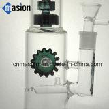 Vaporizador de cristal de la cera del tubo de la hornilla de petróleo (AY008)