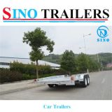 中国普及した車のトレーラー