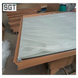 Niedriges Eisen-Floatglas/bügeln niedrig Glas mit Ce&ISO Bescheinigung