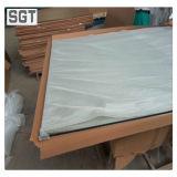 Низкое стекло поплавка утюга/низко утюживет стекло с сертификатом Ce&ISO