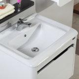 높은 광택 백색 페인트 방수 목욕탕 허영 단위