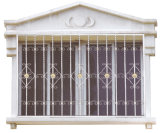 Рельс нанесённого стального окна защищая/самомоднейшая конструкция решетки окна