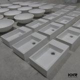 Тазик тщеты искусственного каменного Countertop твердый поверхностный