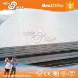Weißes Melamin-Papier lamelliertes Furnierholz