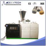 Linha plástica da extrusão da tubulação da tubulação Machine/PVC