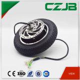 """Motor sin cepillo del eje de rueda del engranaje de Czjb DIY 10 """" para la vespa eléctrica"""