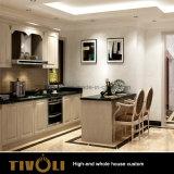 يصمد مطبخ أبيض [كيتشن كبينت] [فولّ هووس] خزانة أثاث لازم عادة [تيفو-047فو]