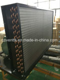 Конденсатор холодильника охлаженный воздухом для конденсируя блока