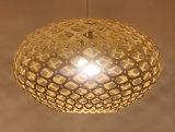 Hölzerne hängende Lampen-Deckenleuchte für Haus, Gaststätte, Hotel