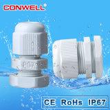 Glándulas de cable de nylon de la compresión eléctrica IP65 Pg7