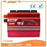Suoer 1000W 24V 220V PV MPPTの格子タイの太陽エネルギーインバーター(GTI-H1000B)