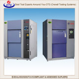 電子実験室の熱および冷たい影響の熱衝撃テスト区域