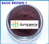 Brown básico 1 Brown básico G para el papel y el cuero