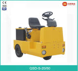 2016 de Prijs van de Fabriek Tractor Met drie wielen van het Slepen van 5.0 Ton 48V de Elektrische