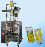 Écriture de labels semi automatique Plein-Pneumatique de machine de remplissage de pâte