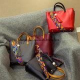 Nuovi insiemi del sacchetto della borsa del sacchetto di spalla di modo di tendenza della molla Bw1-018
