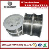 1.6mm, nickel thermique de pente du fil Nial20 de jet de 2.0mm a basé le fil d'alliage