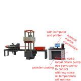 Cisaillement du Plinth Stye-5000 et machine de test en caoutchouc de compactage