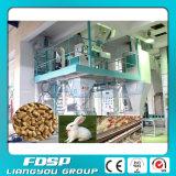 Máquina de proceso de la pelotilla de la alimentación de los pájaros de la alta calidad 5t/H