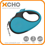 Laisse escamotable durable de crabot du crabot Leash/ABS