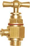 Шариковый клапан мыжской резьбы Hing латунный (может быть покрынный кром)