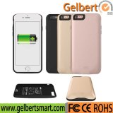 batería portable de la potencia de la batería externa de reserva del cargador de la caja de batería 7500mAh para el iPhone 7 más