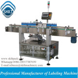Le matériau d'acier inoxydable a fait la machine pour la machine à étiquettes de bouteille ronde