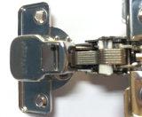 Bisagra de puerta caliente de la cocina del acero inoxidable de los accesorios de los muebles de la venta