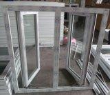 PVC 두 배 유리창 차일 Windows