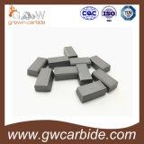 Напаянные режущие части C10 C12 C16 A10 A16 A20 цементированного карбида
