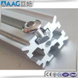 Aluminiumc$t-schlitz 60X60 Rahmen-Profil-Strangpresßling