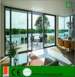 Qualitäts-Aluminiumaufzug und Plättchen-Tür mit eingebauten Vorhängen stimmen mit Au u. Nz Standards überein